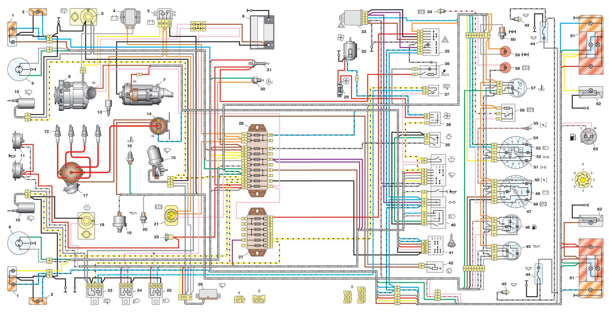 vaz 2121  lada niva  elektrosh u0113ma